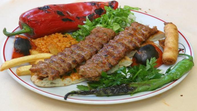 What kind of Turkish food do you like?