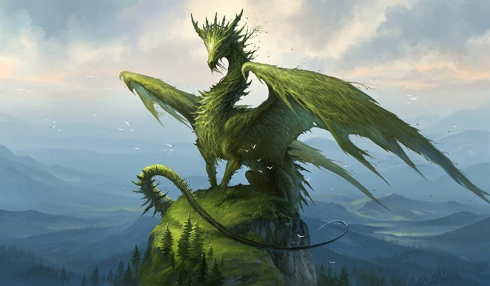 Rate this Mythological Creature: The Dragon?