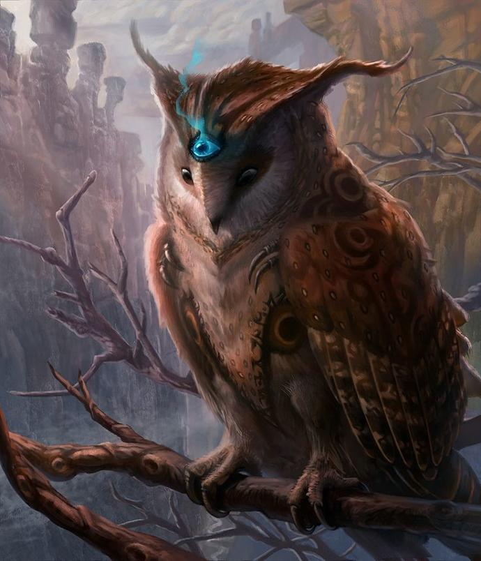 What are your favorite depictions of fantasy art animals?
