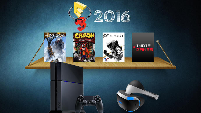 Which of the many revealed games on E3 2016 are you most excited about?