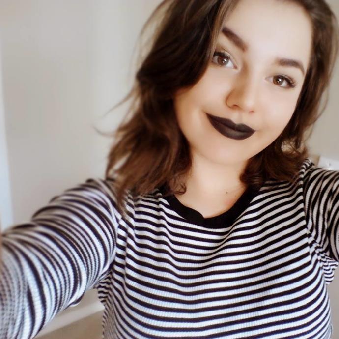 Does Black Lipstick Suit Me?