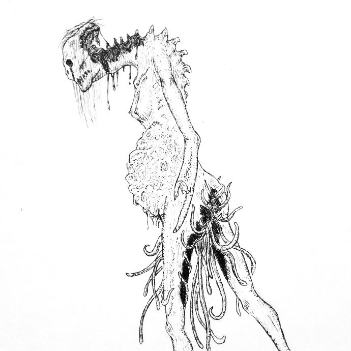 Interpret my drawing? Best gets MHO?