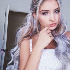 Would I look okay with lilac hair?