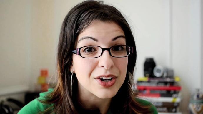 Do you think Anita Sarkeesian is good looking?