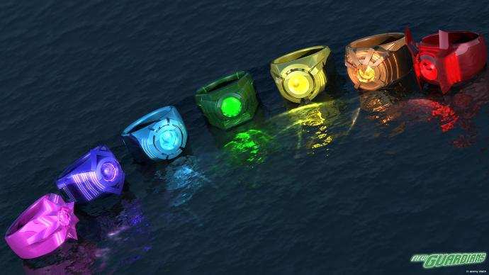 What Power Ring would you like to have?