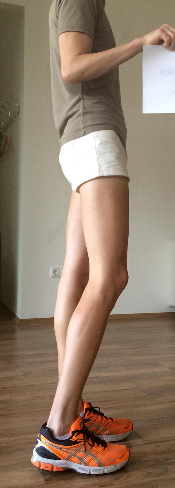 Is it weird if a dude wears girls shorts?