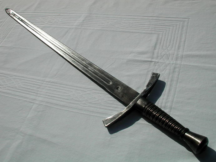 What kind of sword would you pick for yourself and why?