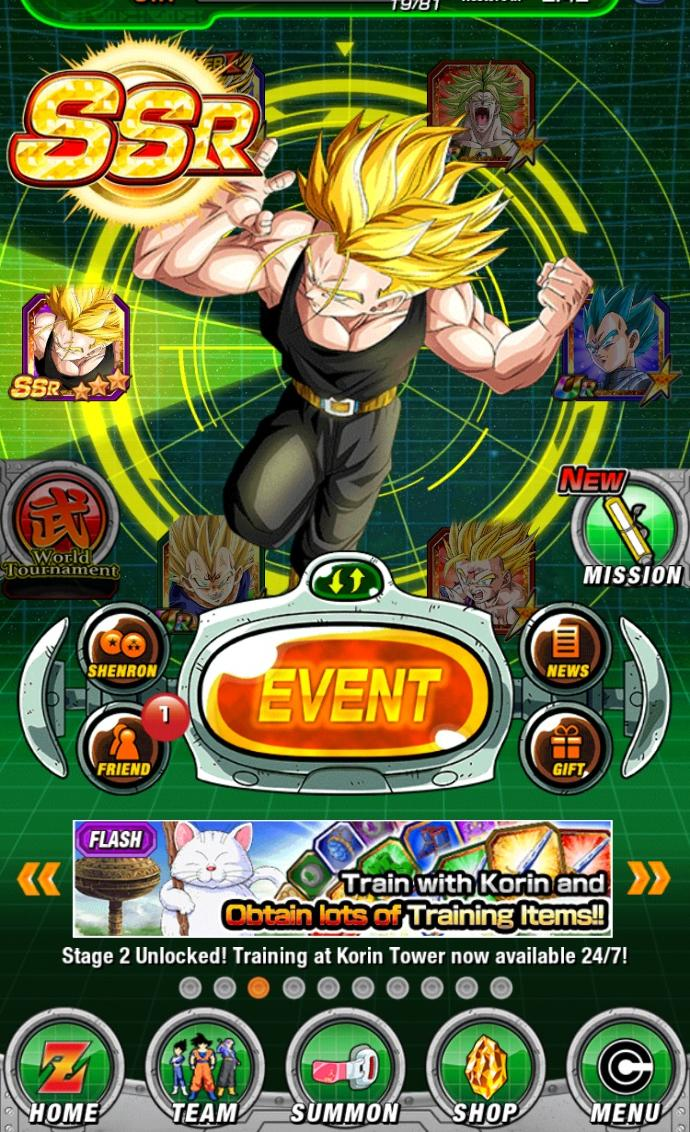 Hey DBZ fans on gag do you know what this art for trunks is from?