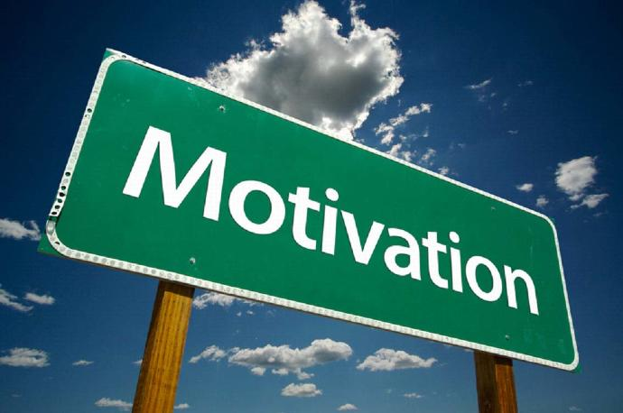 What motivates you to do something when you don't feel like doing it?