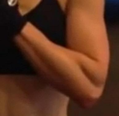 Do I have big arms for a girl?