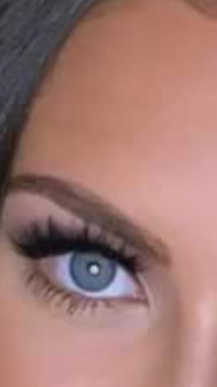 RATE my eye makeup ??