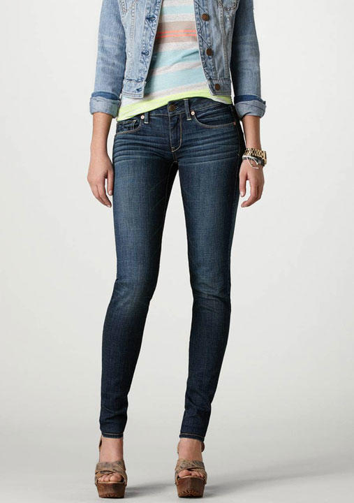 Girls, what's your favorite style of jeans to wear?