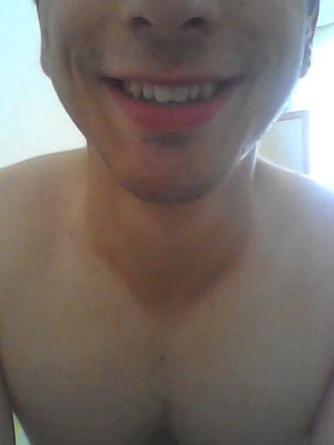 How is my smile?