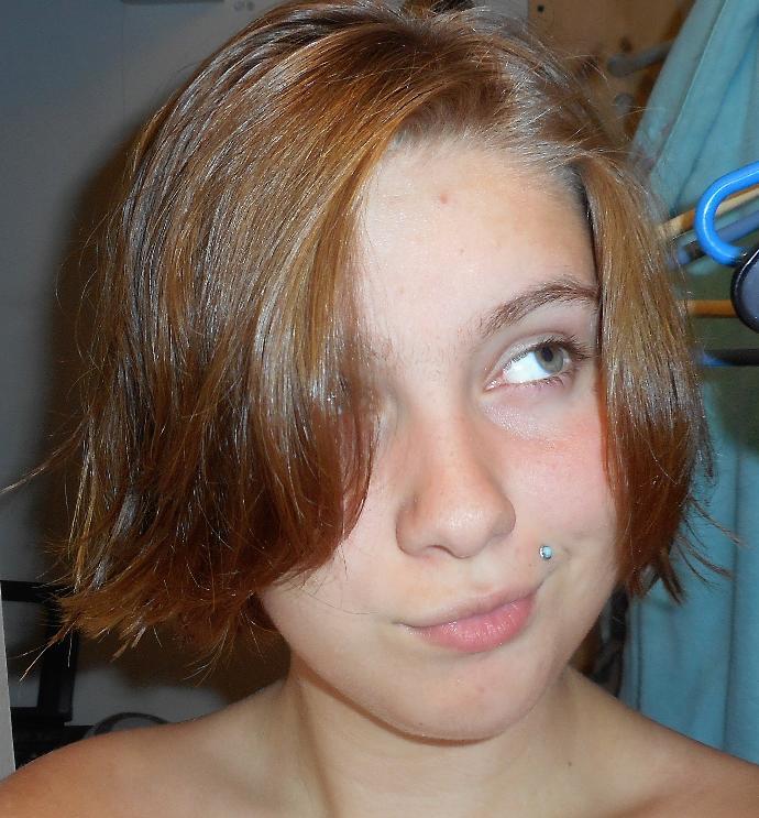 Should I cut my hair shorter?