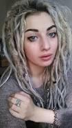 What do you think of white girls with dreadlocks?
