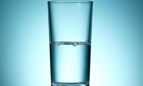 Is it half full or half empty?