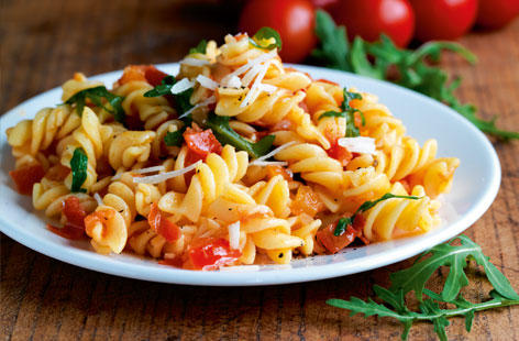 What kind of pasta you like best?