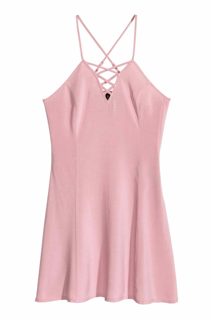 Thoughts on this dress (in pink)?