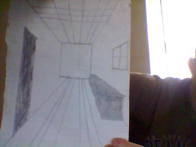 What would you rate my room I drew?