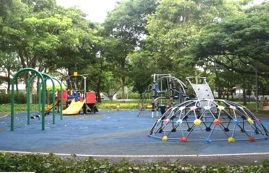 What was your favorite Playground Set to play on?
