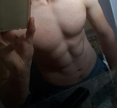 How that's body? How do I look?