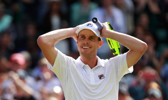 Happy 4th! Did you see an American taking out the #1 Wimbledon seed?