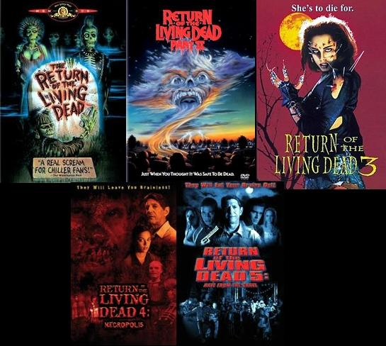 What's the best Zombie TV/Movie series in your opinion?