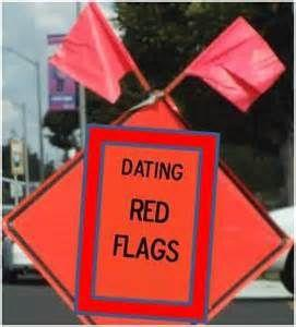 Red flags I should look out for in dating?
