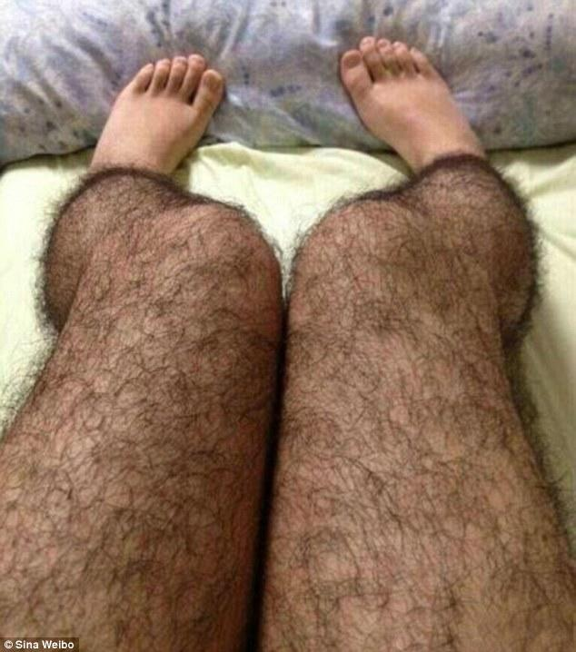 Hey, guys and girls, I am bit insecure about my legs? they are kind of hairy, is it a turn off?