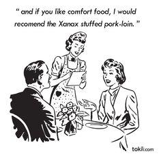 What's your comfort food? Is your comfort food your favorite food?