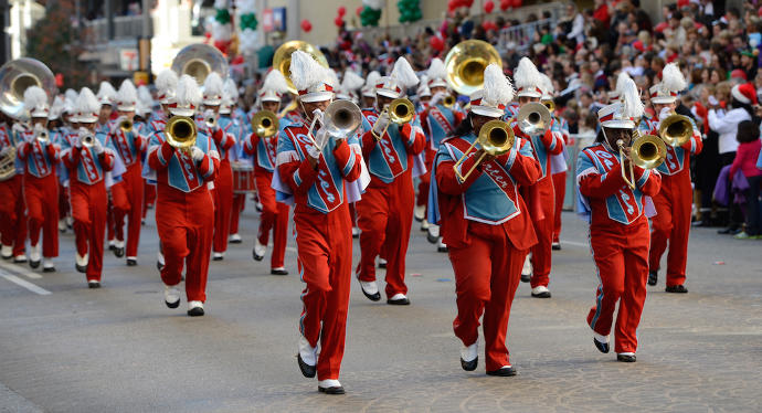 If Your Town Were To Throw A Parade In Your Honor, What Would It Be For?