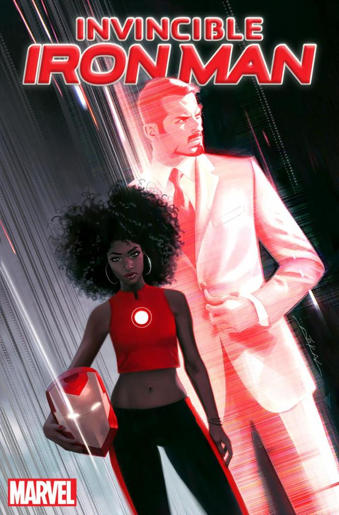 What do you think of Marvel Comics making the new Iron Man a 15yr old black girl?