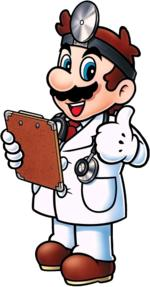 Who would you rather have as your doctor, Doogie Howser or Dr. Mario?