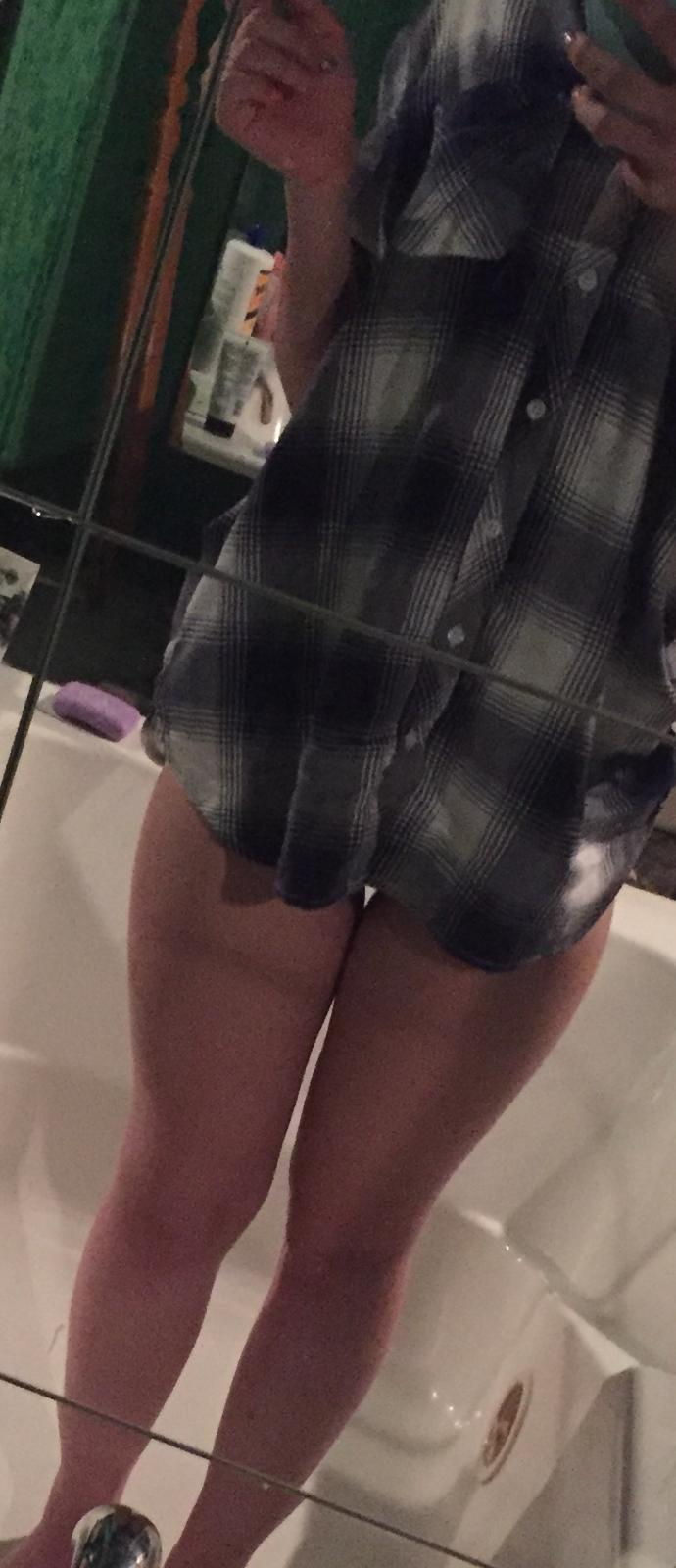 Rate my legs?  Are they fat or something?