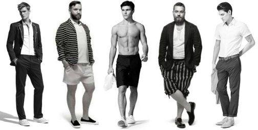 Which body-type do you prefer on men?