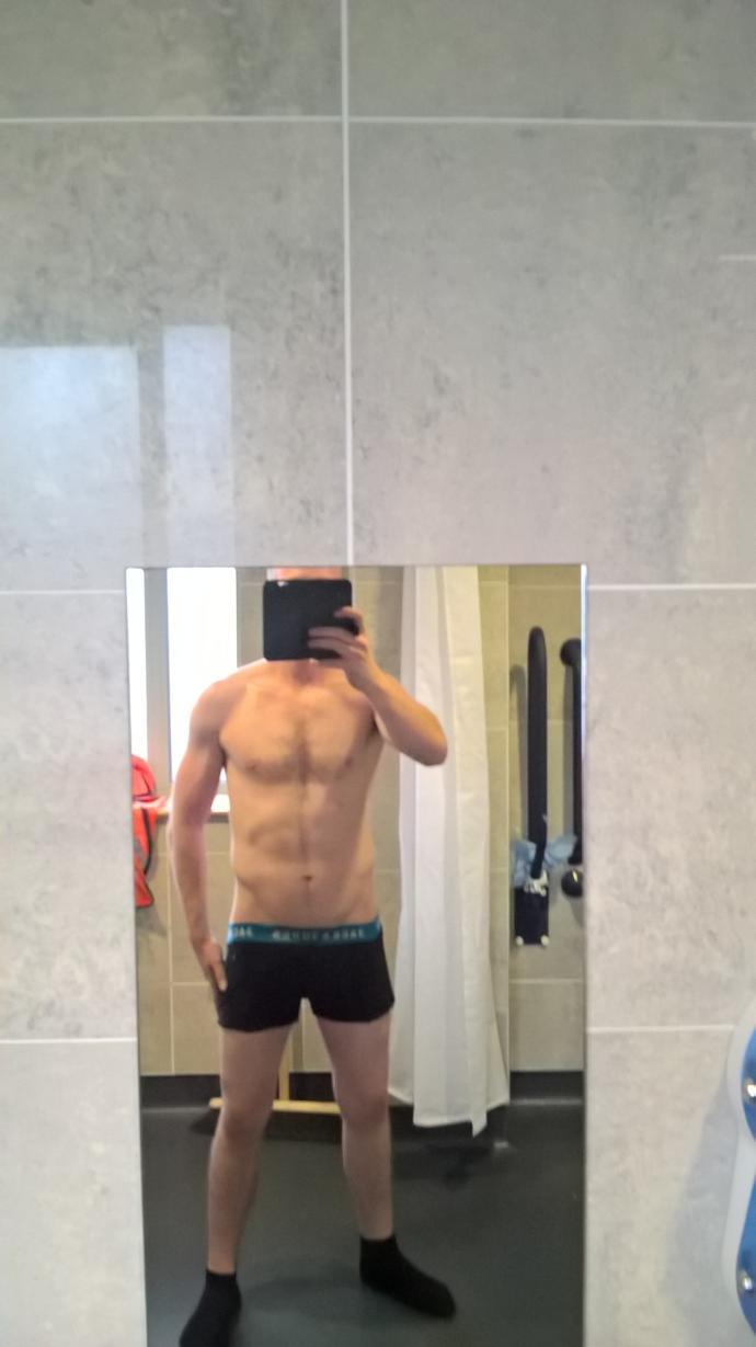 Girls, GAG please rate my body!?