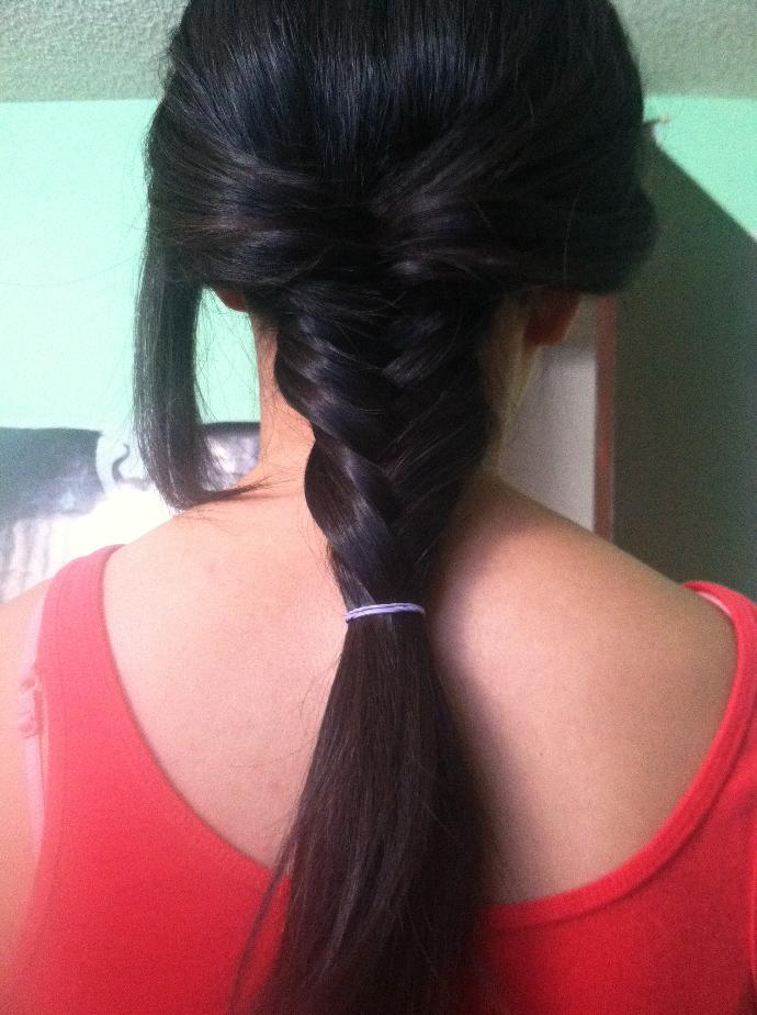 What do you think about this fishtail braid?