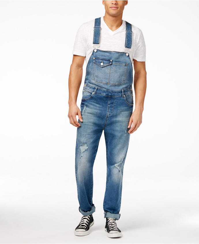 Girls, What do you think of these overalls for a guy?