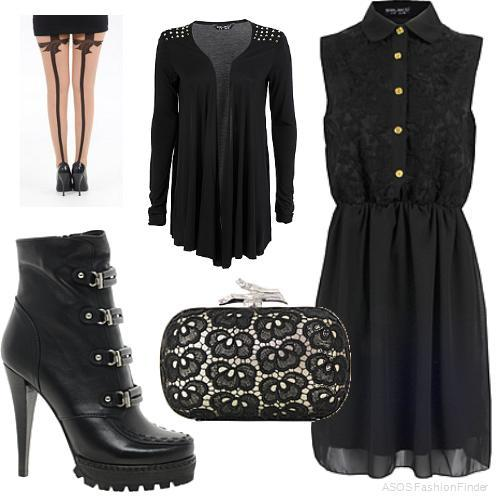 What do you think of gothic fashion from the pictures below?