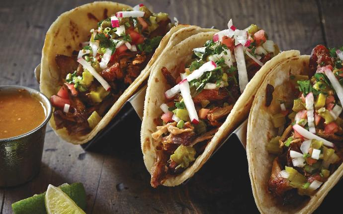 Rate this food: Tacos?