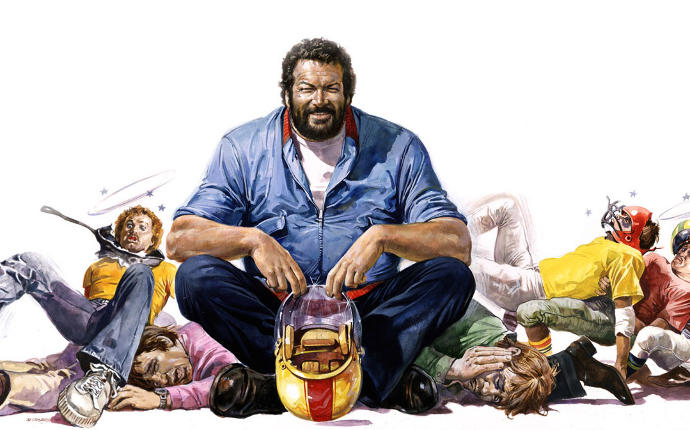 What's your favorite movie/tv series by Bud Spencer?