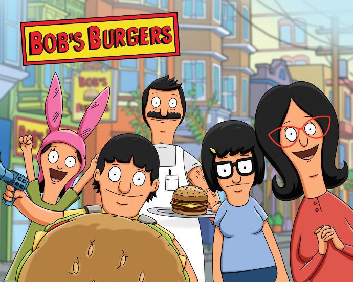 Any fans of Bob's Burgers?