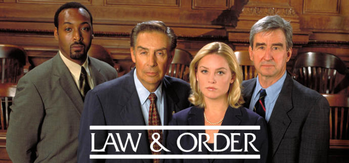 Do you like the show Law & Order?