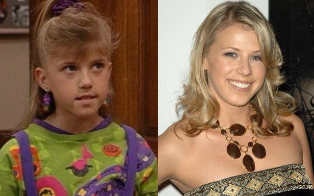 D. J. , Stephanie or Michelle, which Tanner girl do you think aged the best?