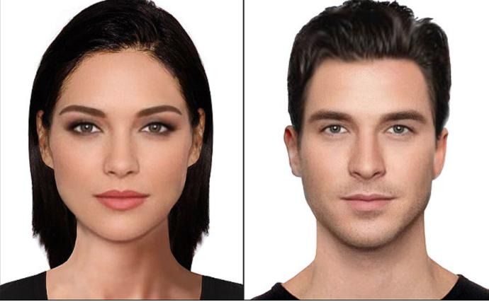 Guys, what do you think of this computer generated ideal face shape?