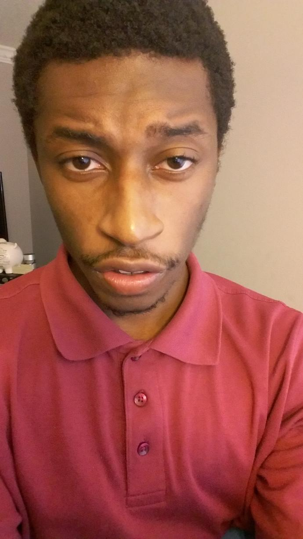 Do I look high or dazed?