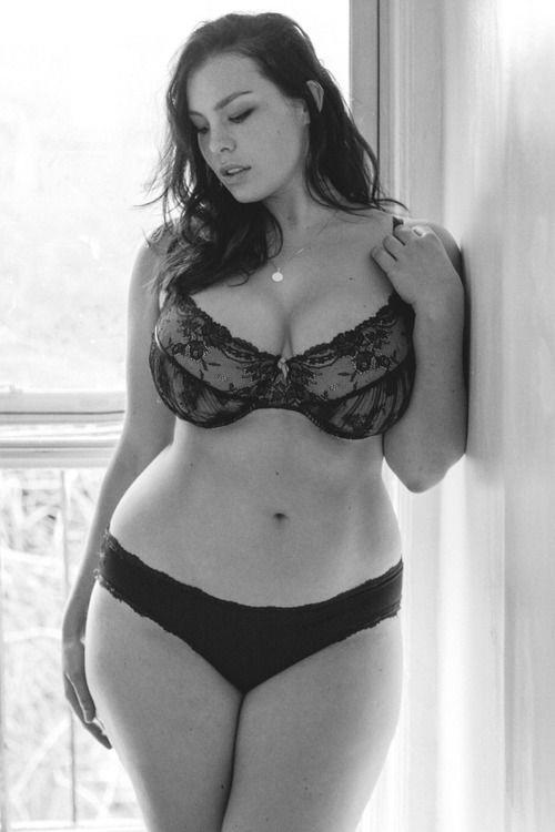 Rate this plus size model?