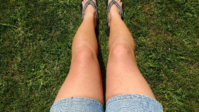 Girls, How do my legs look?