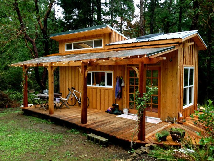 What you all think about tiny houses?