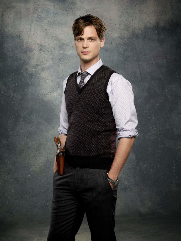 Do you find Dr Spencer Reid attractive (criminal minds)?